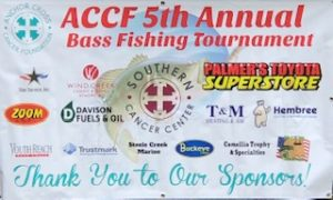 FIFTH Annual ACCF Bass Tournament