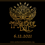 Masquerade Ball Save The Date 6/12/2021